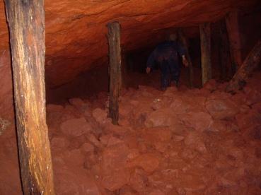 Compton Martin Ochre Mine