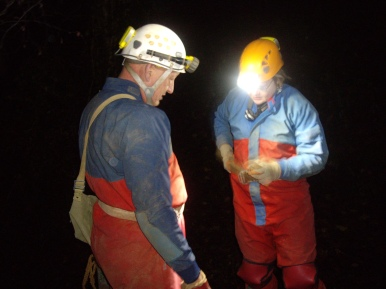 my guides at the mine