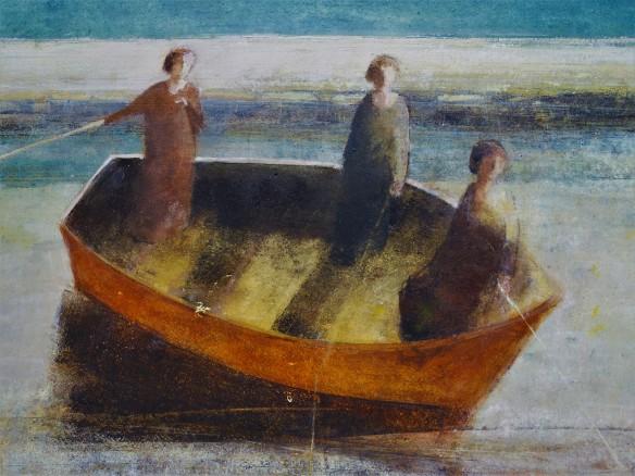 Three Fisherwomen