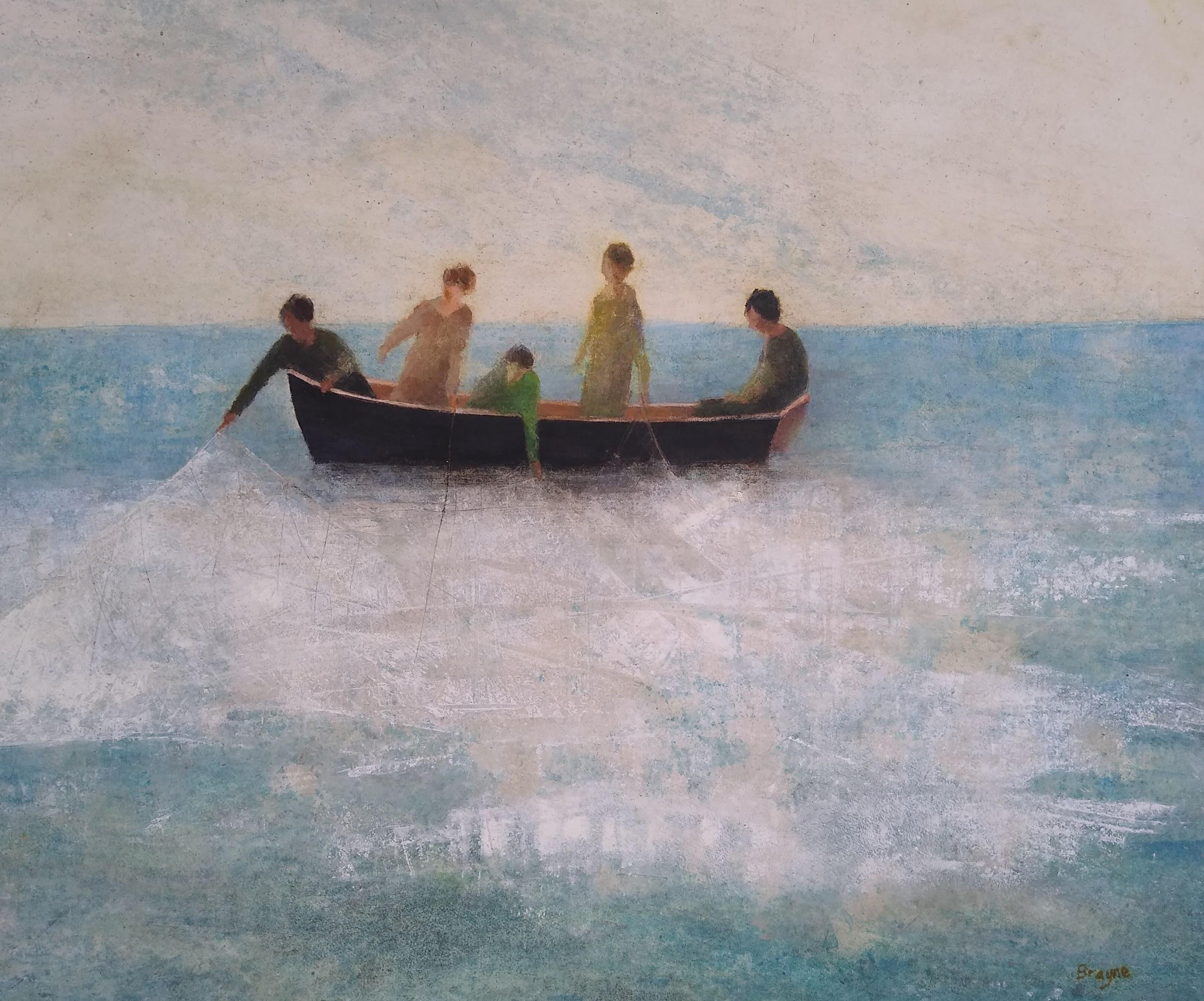 five-fisherwomen